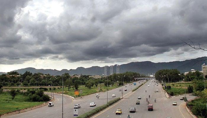 Overcast, rain forecast for Eid