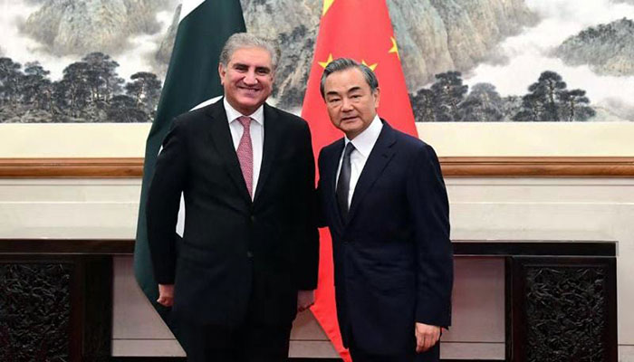 Shah Mehmood Qureshi reaches China for talks
