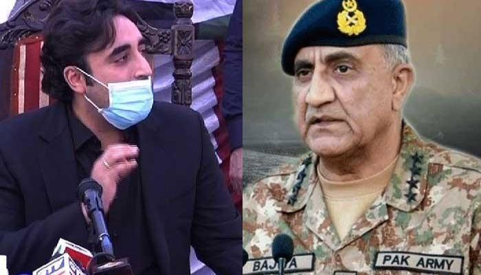 Gen Bajwa invites Bilawal to his son's Walima ceremony