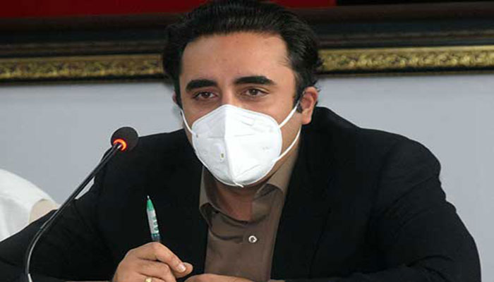 Bilawal accuses govt of using state resources in AJK polls