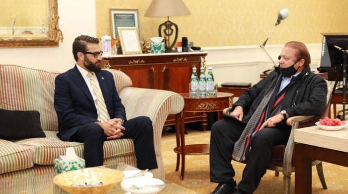 Uproar follows Nawaz, Mohib meeting