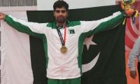 Arshad to start training in Tokyo today