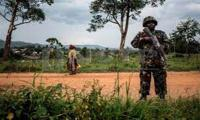 Eight killed in DR Congo