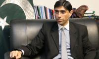 India should stop terrorism in Pakistan: Moeed