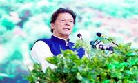 PM seeks nation's participation to make Pakistan green