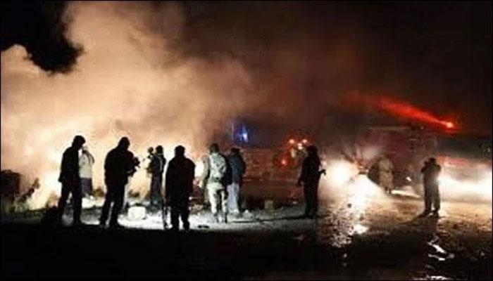 Two injured in Quetta blast