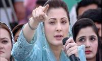 AJK polls: Maryam refuses to accept results