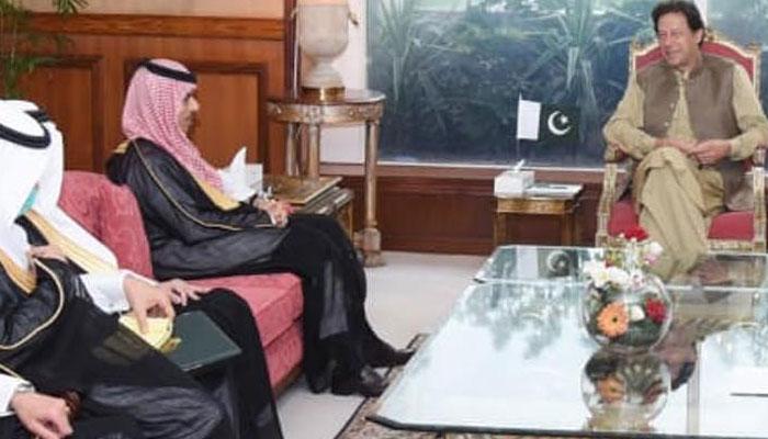 Pakistan, KSA agree to work on Kashmir, Palestine, Yemen