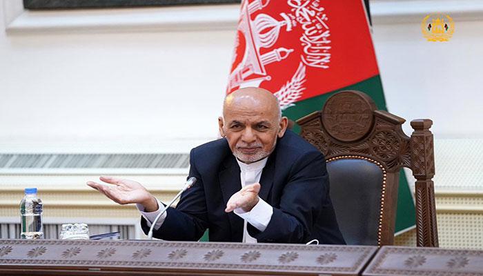 Taliban can't make Afghan govt surrender: Ghani