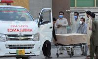 Corona deaths triple since Eid