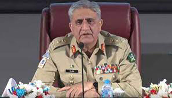Media, people should identify and defeat spoilers of peace: General Qamar Javed Bajwa