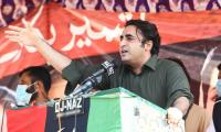 Political orphans are being pitched against us: Bilawal