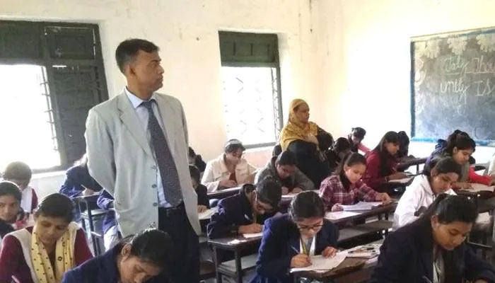 Male inspection officials barred from visiting girl exam centres