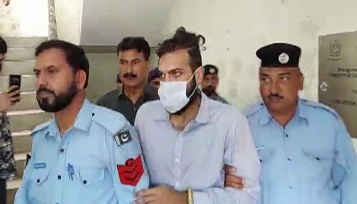 Noor Mukadam's murder: Zahir's physical remand extended by two days