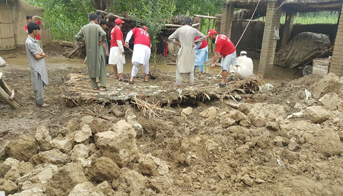 12 dead in recent rain-related incidents: KP PDMA
