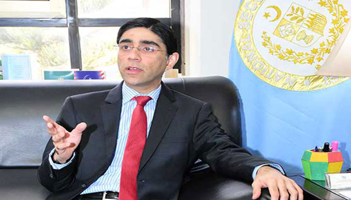 Pakistan, US agree to continue with Afghan peace process: Moeed
