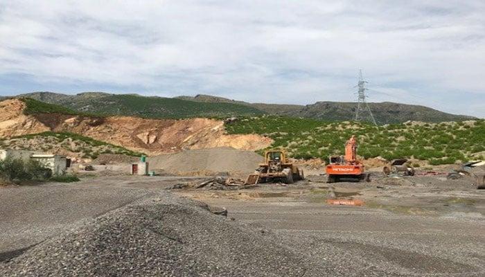 300 stone crushers to be set up near Khanpur Dam