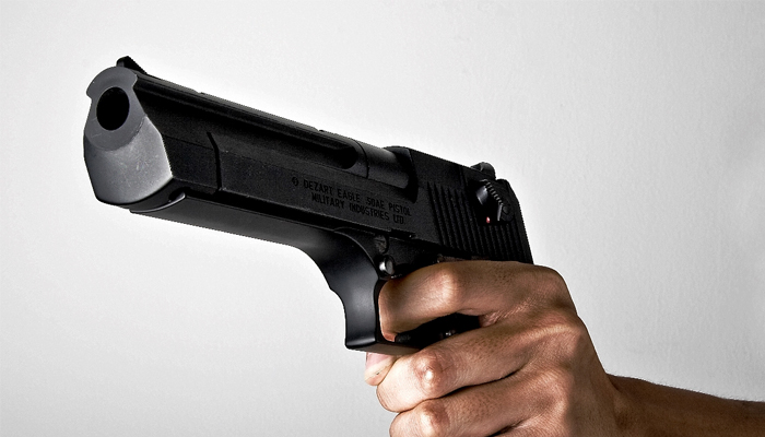Father, son wounded over refusal to pay extortion money