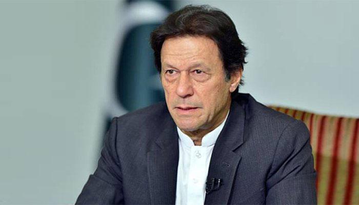 Prime Minister Imran Khan. File photo