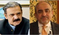 Khalid Mansoor new SAPM on CPEC as Asim Bajwa resigns