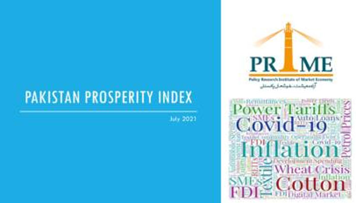 Pakistan Prosperity Index up 13pc as businesses pick up