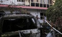 Seven killed in US drone strike in Kabul