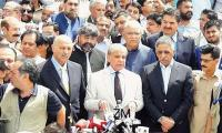 Priority fair polls in 2023, not conciliation or confrontation: Shehbaz