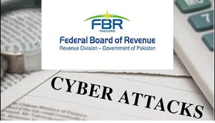 Cyber attack on FBR's database: Only system disrupted but no data stolen, says FBR chief