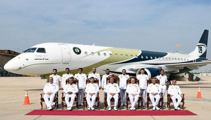 Pak Navy inducts first Long Range Maritime Patrol jet