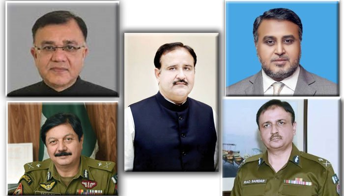Punjab gets new CS, IGP