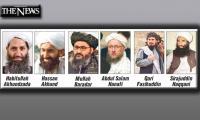 Taliban reveal interim cabinet