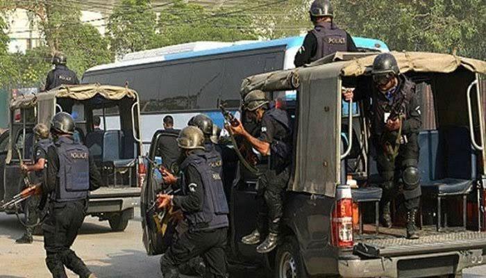 Nine TTP terrorists arrested in Hangu: CTD