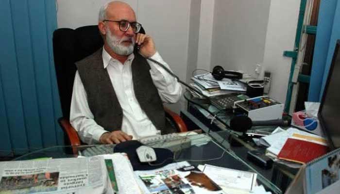 Veteran journalist Rahimullah Yusufzai passes away