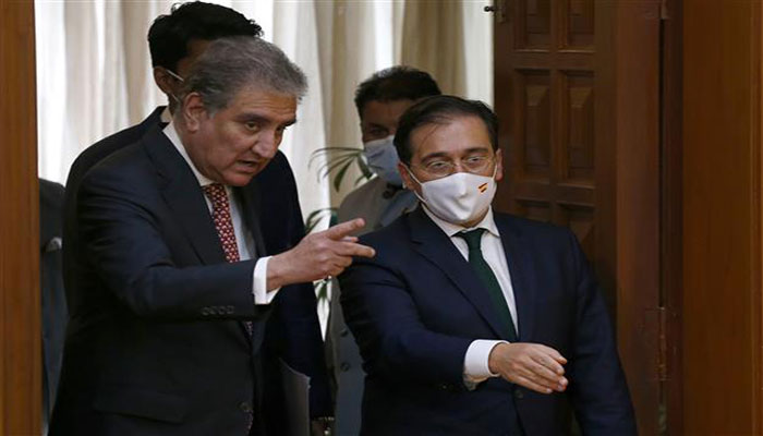 'Spain to closely work with Pakistan for Afghan peace'