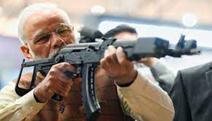 India procures billions of rupees modern weaponry