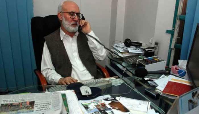 Rahimullah Yusufzai's death condoled