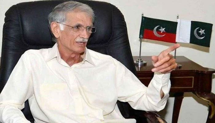 Opposition can't blackmail govt through rallies, says Khattak