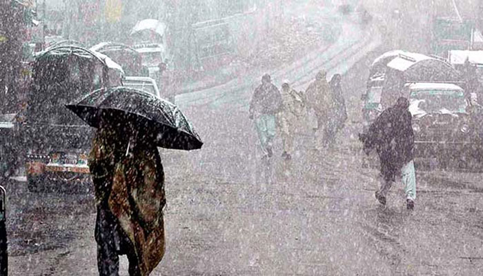 Rain spell to persist in parts of country