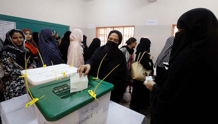 CB elections 4,000 cops performed duty at polling stations in Lahore