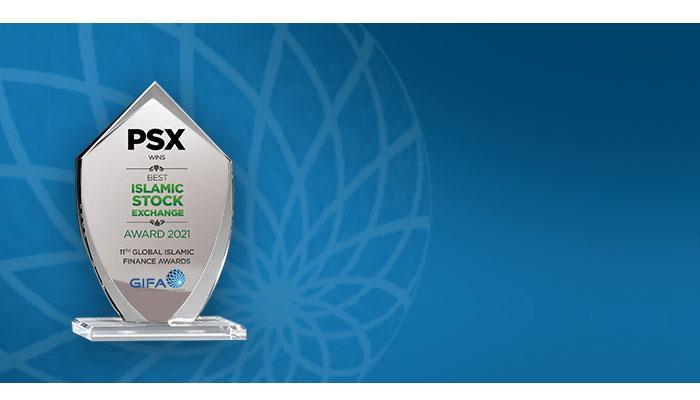 PSX wins best Islamic stock exchange award