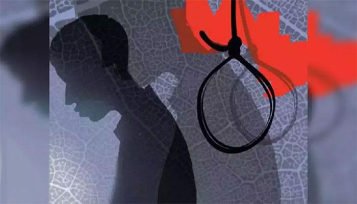 Two men commit suicide