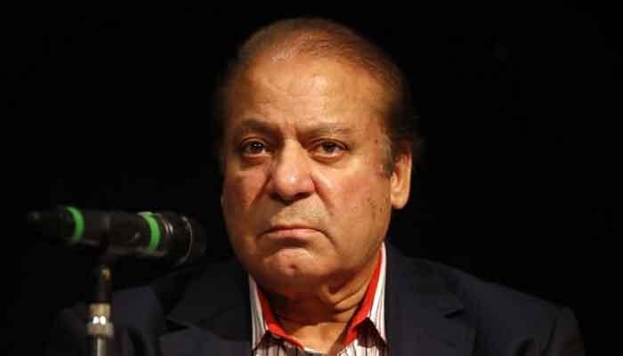 Nawaz Sharif file photo