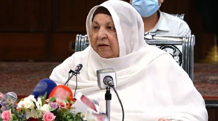 39m people vaccinated in Punjab: Dr Yasmin Rashid