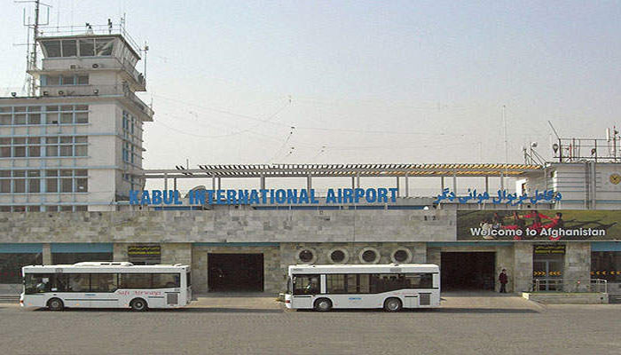 Teams working to re-establish Kabul airport operations