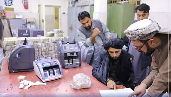 $12m seized from former officials as cash crunch hits Afghanistan