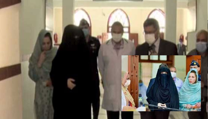 Bushra Bibi stresses special care for patients with mental disorders