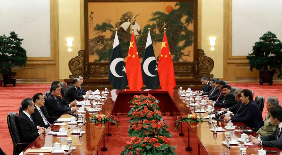 Regaining Chinese confidence top job: SAPM CPEC
