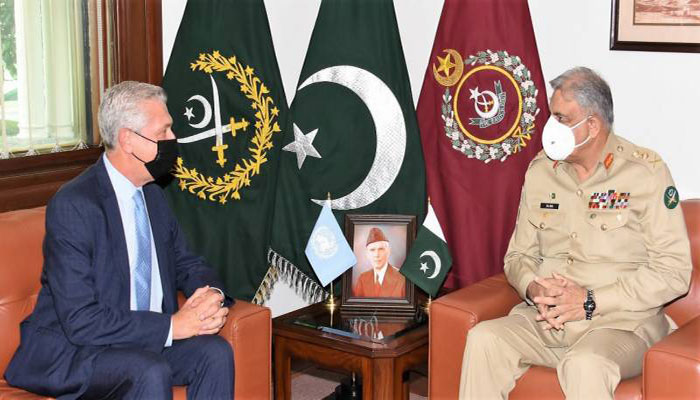 UN High Commissioner for Refugees calls on COAS