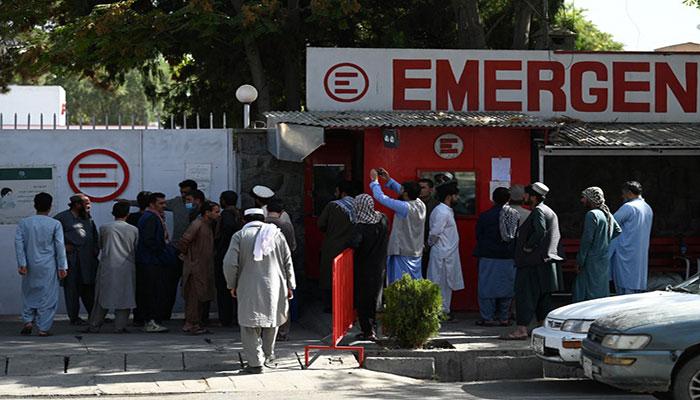 Afghanistan in desperate need of medicines