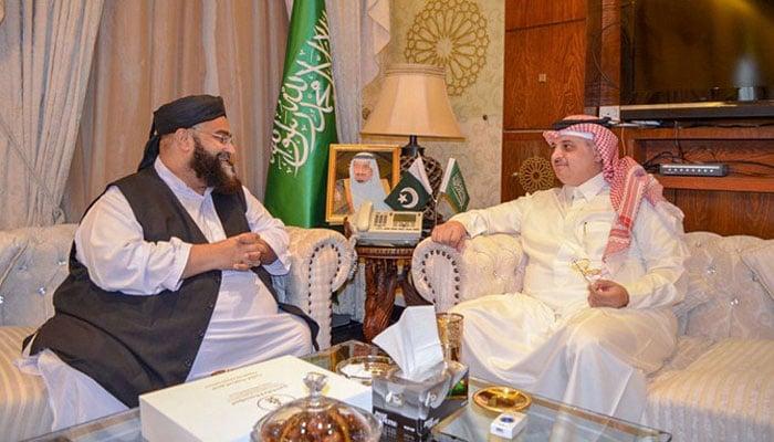 Al-Malki, Ashrafi meeting: 'Islamabad, Riyadh have unanimous stance on Islamic world issues'